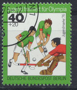 BERL 518 gestempelt