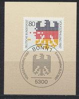 BRD 1309  mit Ersttagsonderstempel