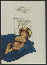 Block 17; 989   postfrisch  (DE)
