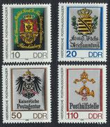 DDR 3302-3306 postfrisch