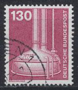 BRD 1135 gestempelt