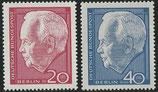 234-235  postfrisch  (BERL)