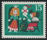 238  postfrisch  (BERL)