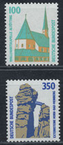 BRD 1406-1407 postfrisch