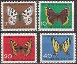 376-379   postfrisch  (BRD)