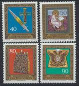673-676  postfrisch (LIE)