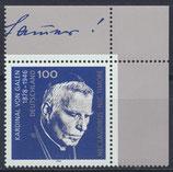 BRD 1848 postfrisch mit Bogenrand rechts oben