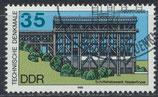 DDR 3205 philat. Stempel