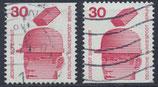 BERL 406 C/D gestempelt