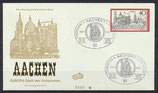 BRD 787-789 FDC (3 Briefe)