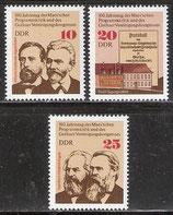 2050-2052 postfrisch (DDR)