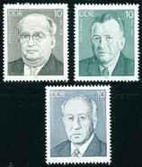 2849-2851 postfrisch (DDR)
