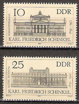 2619-2620 postfrisch (DDR)