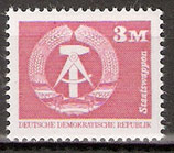 2633 postfrisch (DDR)