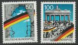 1481I-1482I  postfrisch  (BRD)