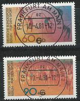 BERL 645-646 gestempelt