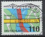 BRD 1967 gestempelt