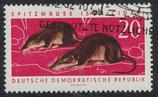 DDR 871  philat. Stempel