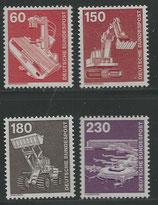 990-994   postfrisch  (BRD)
