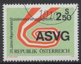 AT 1664 gestempelt