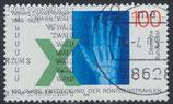 BRD 1784  gestempelt