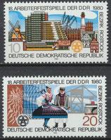 DDR 2514-2515 postfrisch