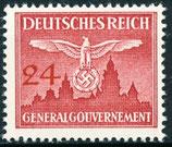 31 Dienstmarke postfrisch (W2GG-DI)