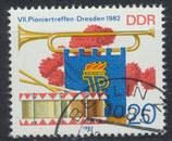 DDR 2725  philat. Stempel