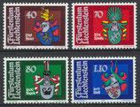 LIE 766-769 postfrisch