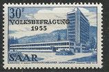 SAAR 364 postfrisch