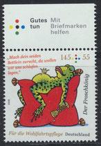3359 postfrisch Bogenrand oben (BRD)