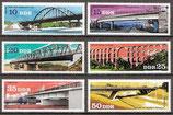 2163-2168 postfrisch  (DDR)