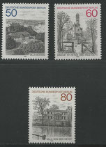 BERL 665-687  postfrisch