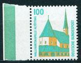 1406 postfrisch Bogenrand links (BRD)