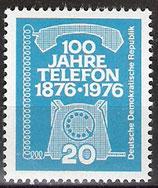 2118 postfrisch (DDR)