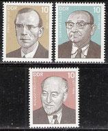 2264-2266  postfrisch (DDR)