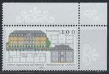 BRD 1913 postfrisch Eckrand rechts oben