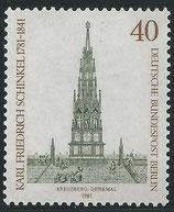 640  postfrisch  (BERL)