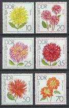 DDR 2435-2440 postfrisch
