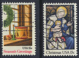 USA 1450-1451  gestempelt