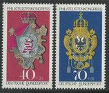 764-765  postfrisch  (BRD)