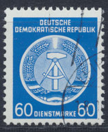 DDR-DI 15 philat. Stempel