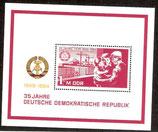 Block 78; postfrisch (DDR)