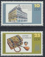 DDR 2733-2734 postrisch