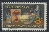 USA 1089  gestempelt