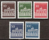 506-510 postfrisch (BRD)