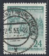 DDR 355  philat. Stempel