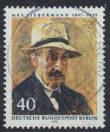 BERL 434 gestempelt