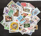 100 verschiedene Kinder - Motivbriefmarken