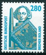 1381 R postfrisch (-435-) (BRD)